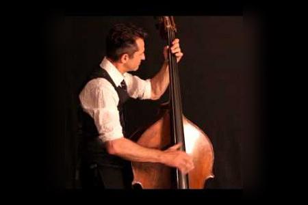 Stephane Barral: Upright Slap Bass Improv