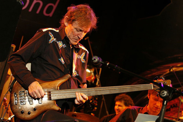 2012 Readers' Favorite Bassists – #10: Jack Bruce