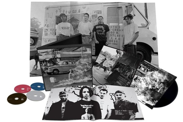 Rage Against The Machine Release 20th Anniversary Edition of Debut Album