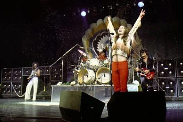 "Black Sabbath: ""Snowblind"", Live 1975"