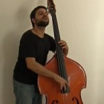 "Adam Ben Ezra: Solo Bass Cover of Andy McKee's ""Drifting"""