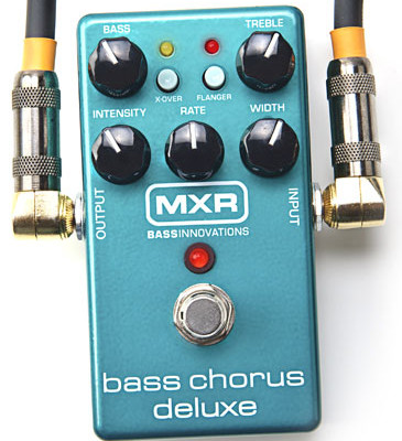 Dunlop Releases MXR M83 Bass Chorus Deluxe