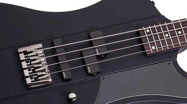 Schecter Introduces Nikki Sixx Signature Bass
