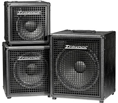 Traynor Unveils Small Block Bass Combo Amplifiers