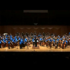 Nothing But Bass: 90 Kontrabass Orchestra