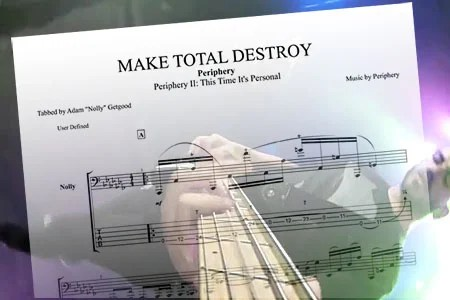 "Transcription: Periphery's ""Make Total Destroy"""