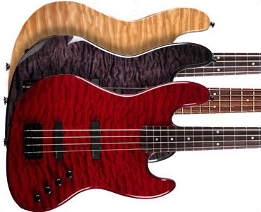 Spector Introduces Coda Pro Basses