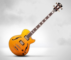 D'Angelico Guitars EX-Bass - feature
