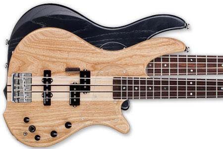 ESP Introduces LTD BB-4 Bass