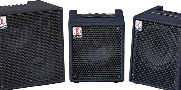 Eden Electronics Introduces E-Series Combo Amps