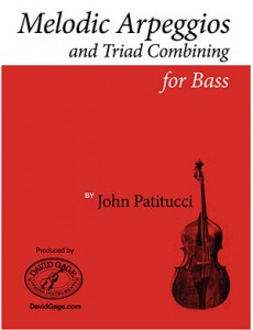 John Patitucci: Melodic Arpeggios and Triad Combining for Bass, Episode 1