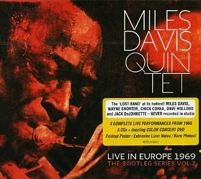 "Miles Davis ""Live in Europe 1969: The Bootleg Series Vol. 2"" Released"
