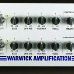 Warwick Introduces LWA 1000 Lightweight Bass Amplifier
