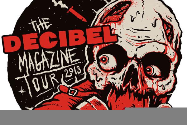 Decibel Magazine Announces 2013 Tour Featuring Cannibal Corpse, Napalm Death, Immolation