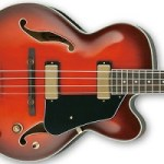 Ibanez Refreshes Artcore Series Basses