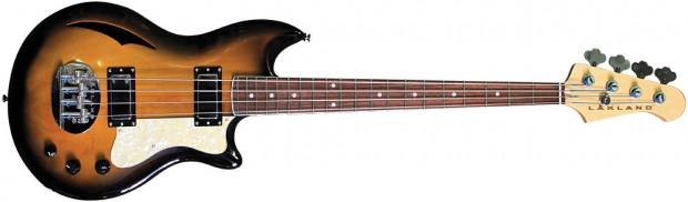 Lakland Skyline Hollowbody 30 Bass