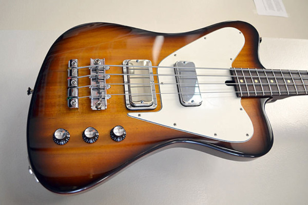 Mike Lull Announces Non-Reversed T-Bird Style NRT4 and NRT5 Basses