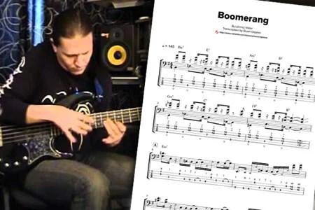 """Transcription: Viktor Lörincz's """"Boomerang"""""""