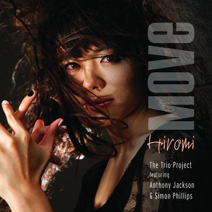 "Hiromi Releases ""Move"", Featuring Anthony Jackson"