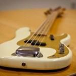 Old School: 1958 Fender Precision Bass