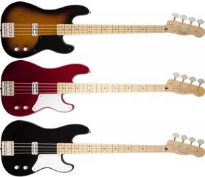 Fender Cabronita Precision Basses