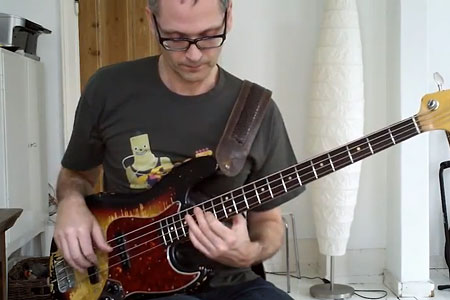 Bass Talk: How To Practice Scales, Intervals, Patterns and Positions