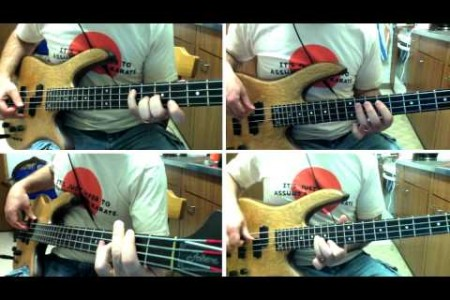 "Sebastiano Mereu: The All-Bass ""Full House"" Theme Song"
