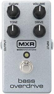 Jim Dunlop MXR M89 Bass Overdrive Pedal