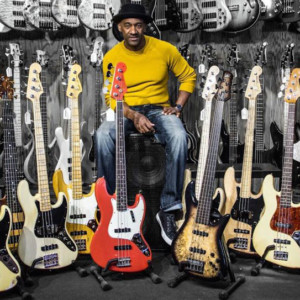 Marcus Miller Selling Personal Basses For UNESCO Project