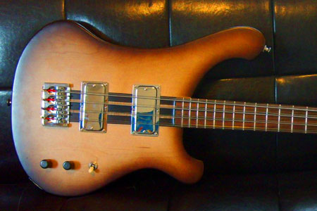 "Bass of the Week: Brett Wall's ""ThunderBacker"""
