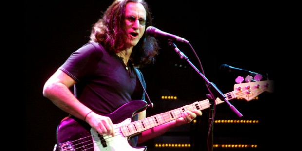 Geddy Lee Gives Bass To Rock And Roll Hall Of Fame No Treble