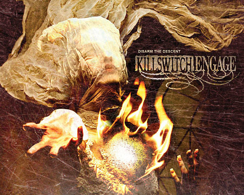 "Killswitch Engage Releases ""Disarm the Descent"""