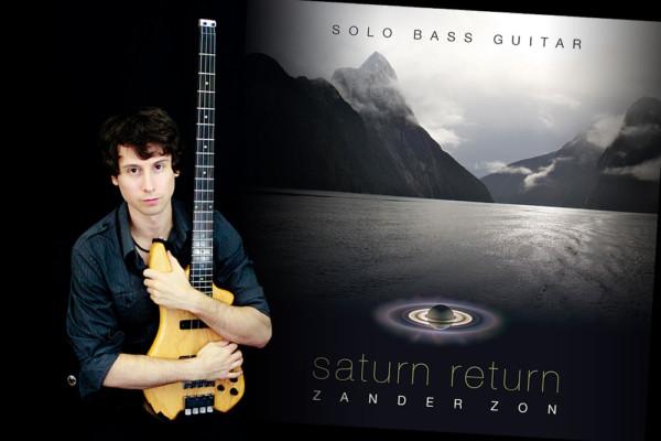 """Track by Track: Zander Zon Talks """"Saturn Return"""""""