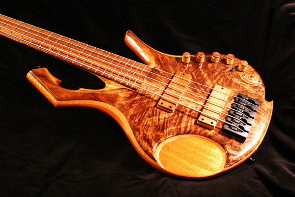 Bass of the Week: Browne Basses Milo