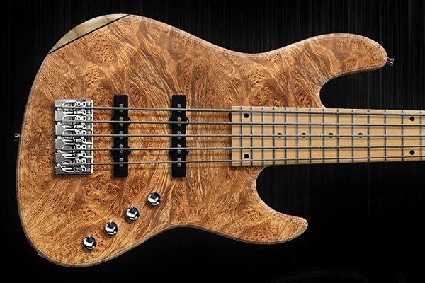 Bass of the Week: Fclef Basses Custom Series II