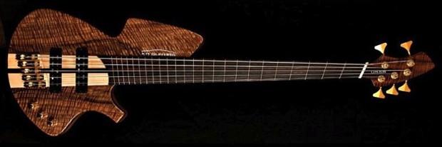 KR Guitars Ursa - full view