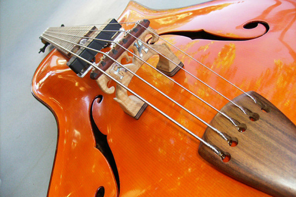 Bass of the Week: KB Guitars Robert Hurst Acoustic Bass