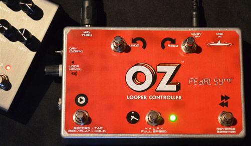 Molten Voltage Introduces OZ Looper Controller
