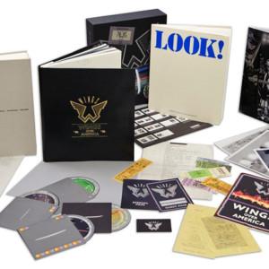 """Paul McCartney Reissues """"Wings Over America"""""""