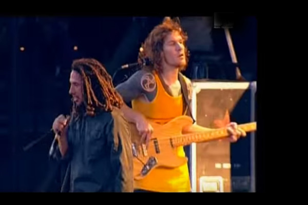 Rage Against the Machine: Killing in the Name, Live at Rock am Ring