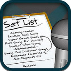 App Review: Set List Maker