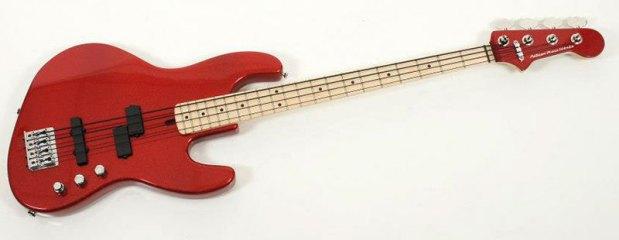 Artisan Bass Works Classic Bass - Metallic
