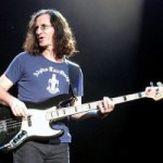 Geddy Lee Auctions Signature Bass For Children's Charity