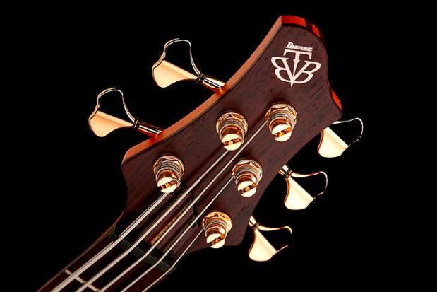 Ibanez BTB1406 6-string bass - headstock