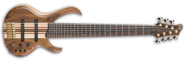 Ibanez Limited Edition BTB7 7-string bass