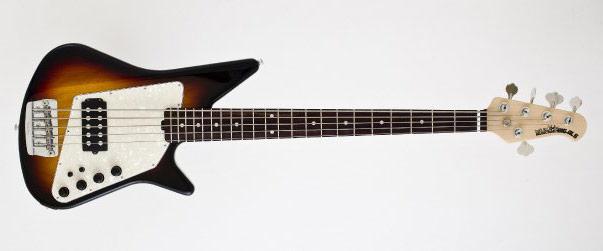 Music Man's Big Al 5-string Bass