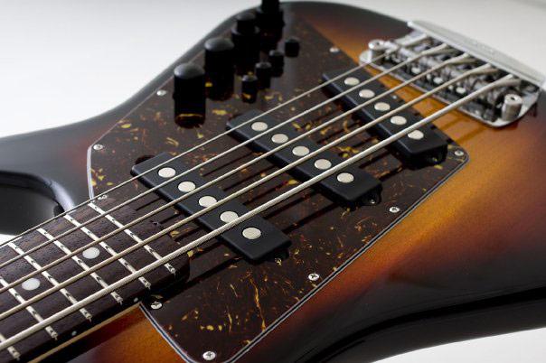 Music Man Big Al 5 Bass Pickups