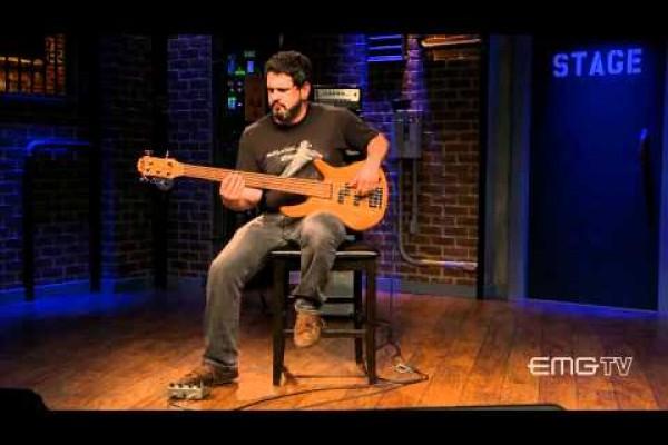 "Joe Lester: ""Australopithecus"" Intronaut 5-String Fretless Bass Play-Along"