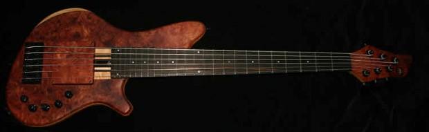 AC Guitars Recurve Classic 6 Bass