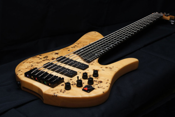 Bass of the Week: Ramsay Musical Instruments Aurora NW6BP